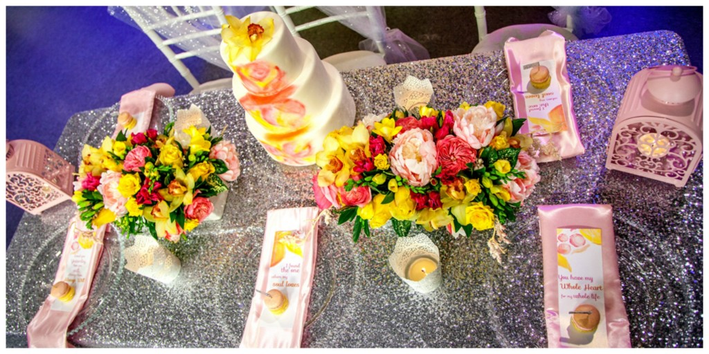 Edmonton Wedding Planner - Pink & Yellow Wedding 2