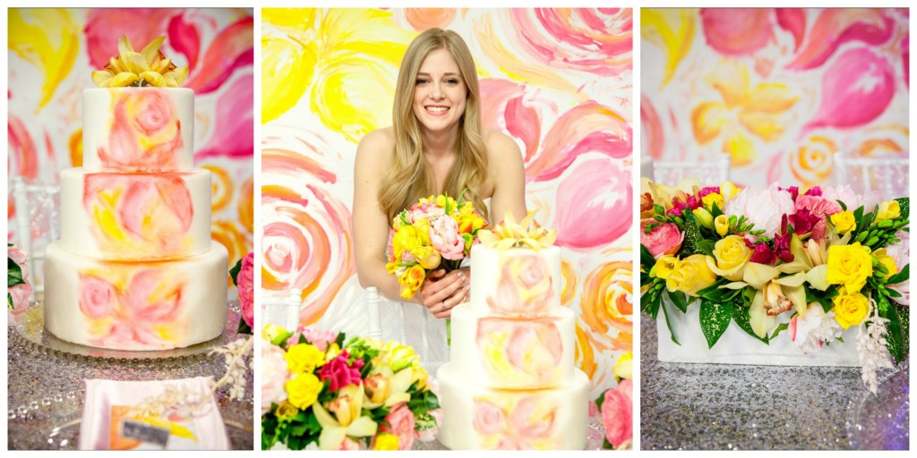 Edmonton Wedding Planner - Pink & Yellow Wedding 4