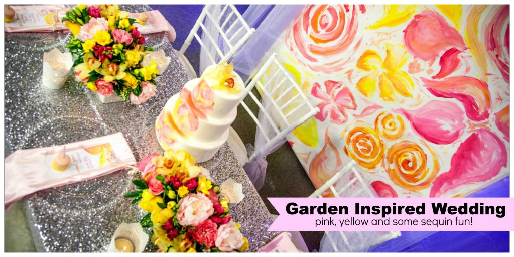 Edmonton Wedding Planner - Pink & Yellow Wedding 6