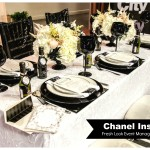 Edmonton Wedding Planner - Chanel Inspired Wedding