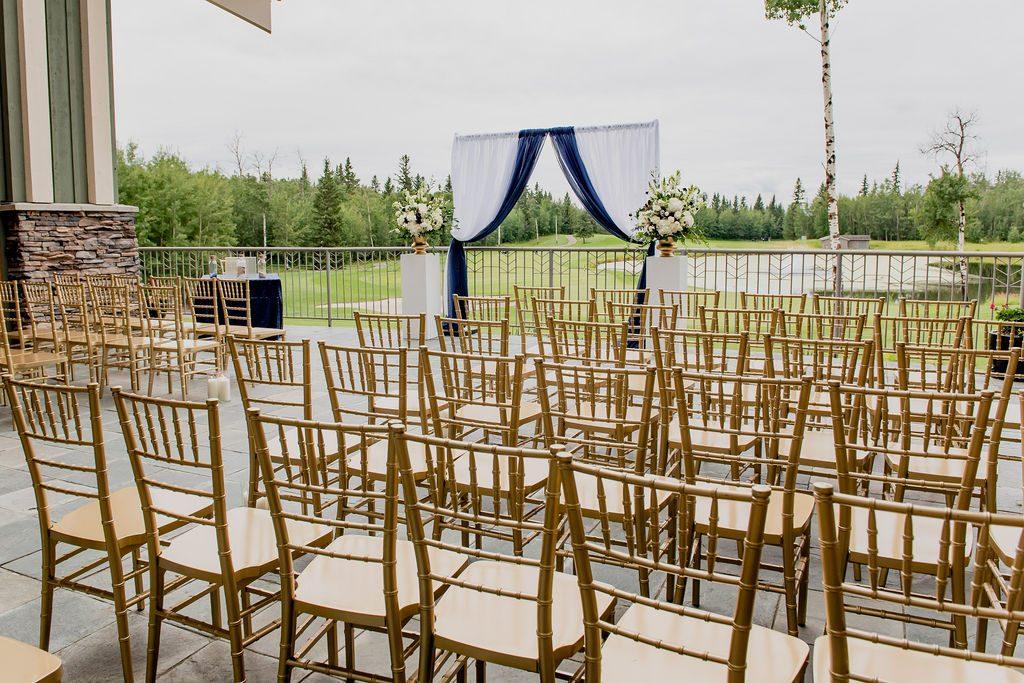 Northern Bear Wedding - Charity & Tony