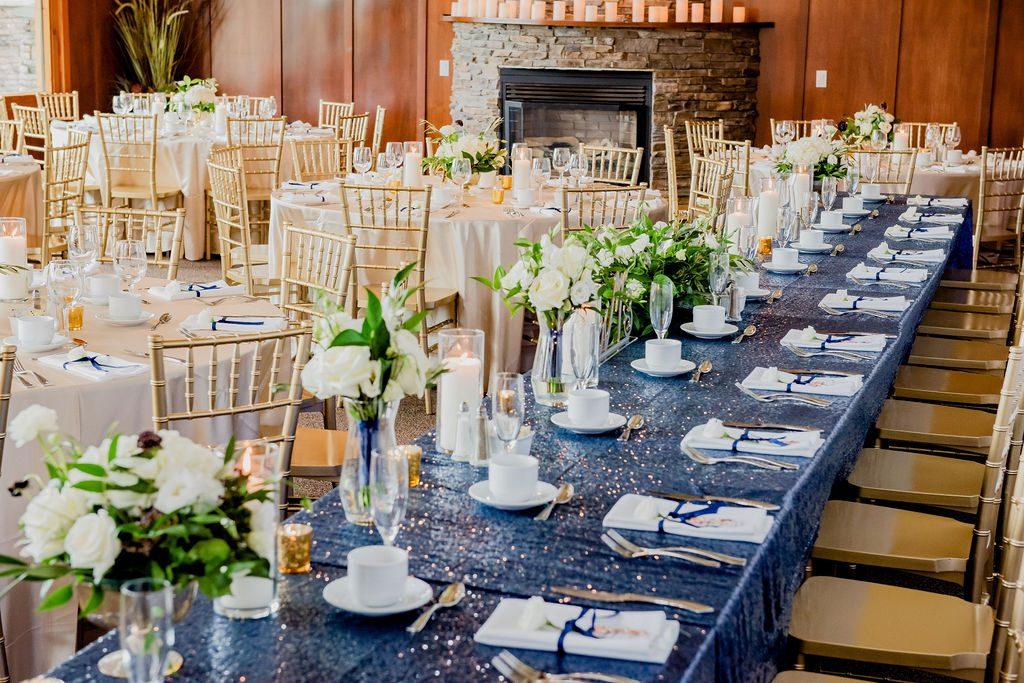Edmonton wedding at Northern Bear with Edmonton Wedding Planner Fresh Look Event Management